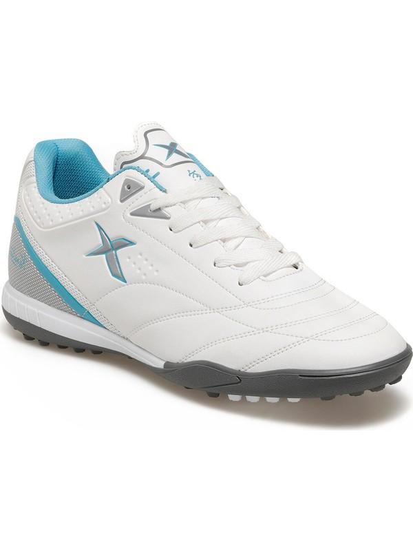 Kinetix FABIO TF Beyaz Erkek Halı Saha Ayakkabısı