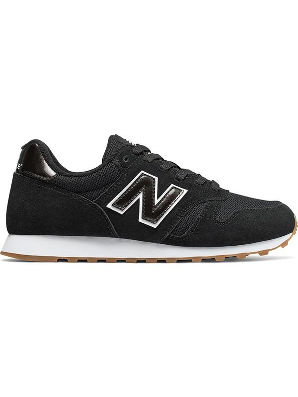 new balance siyah spor ayakkabı