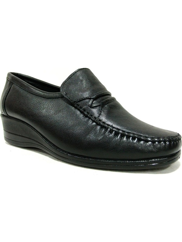 Filik 103 Siyah Comfort Kadın Ayakkabı