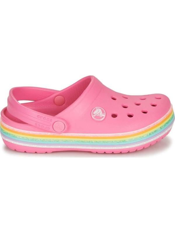 Crocs Crocband Rainbow Çocuk Terlik 206151-669