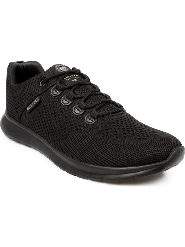 Greyder 63533 Memory Foam Siyah Erkek Ayakkabı