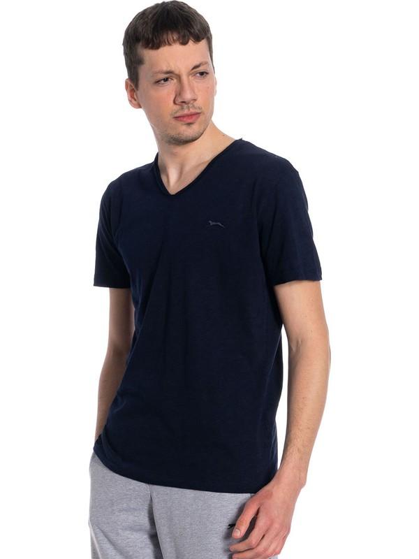Slazenger Set Erkek T-Shirt Lacivert
