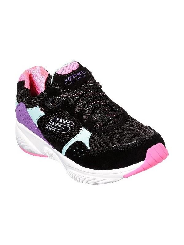 No quiero perdón chico  Skechers Merıdıan-No Worrıes Kadın Spor Ayakkabı 13020-Bkmt Fiyatı