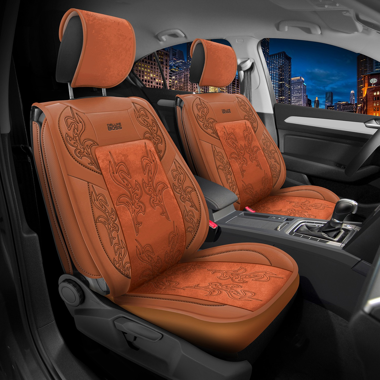Deluxe Boss Fiat Uno Tay Tuyu Deri Oto Koltuk Kilifi Fiyati