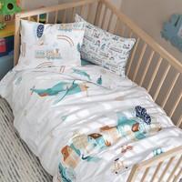Yataş Bedding Plane Bebek Ranforce Nevresim Takımı