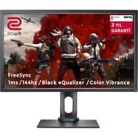 "BenQ Zowie XL2731 27"" 144Hz 1ms (DVI-DL+HDMI+Display) FreeSync Full HD TN Espor Oyun Monitörü"