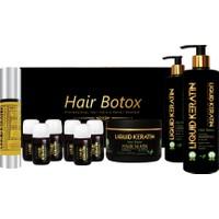 Liquid Keratin Keratin Saç Bakımı 2 Set