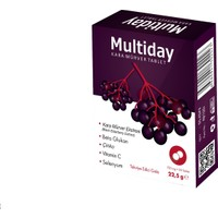 Multiday Karamürver 30 Tablet