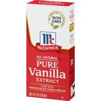 McCormick Saf Vanilya Özütü 118 ml