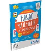Muba Yayınları Mutlak Başarı 8.Sınıf LGS Hasat Matematik 10 Deneme Sınavı 1.Dönem 2020