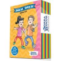 Şeker Ali ve Sakar Ali Hikaye Seti - 10 Kitap