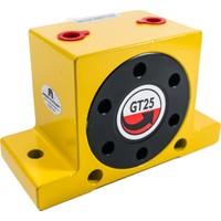 Motion Gt Serisi Türbinli Pnömatik Vibratör 24000D/D\, 3160N\, 290Lt/D