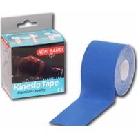 Kinesio Tape Ağrı Sporcu Bandı Mavi