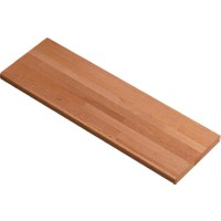 Woodlife Kayın Ahşap Plaka Masif Panel 50 x 100 x 3 cm