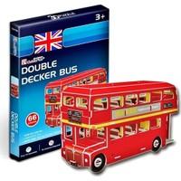 Cubic Fun London Bus Maketi