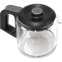 Arzum AR3061 Çaycı Çay Makinesi Cam Demlik Siyah (Filtresiz)