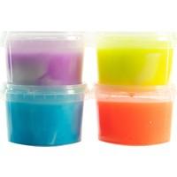 Yum Toys Slime Oyun Jeli 170 gr - 4 Adet