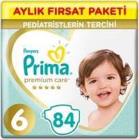 Prima Premium Care Aylık Fırsat Paketi 6 Beden 84'lü