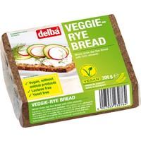 Delba Vegan Çavdarlı Tam Tahıl Ekmeği 300 gr