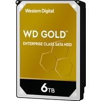 """WD Gold Enterprise 6TB 3.5"""" Sata 3 7200RPM 256MB Sabit Disk (WD6003FRYZ)"""