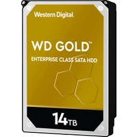 "WD Gold Enterprise 14TB 3.5"" Sata 3 7200RPM 512MB Sabit Disk (WD141KRYZ )"