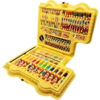 Play-Doh Kırtasiye Boya Seti 64'lü