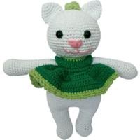 Amigurumi Kıyafetli Kedi Yapımı - Örgü Modelleri - Pembe Marifet | 200x200