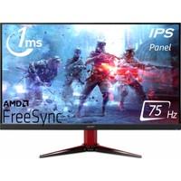 """Acer NITRO VG240Ybmiix 23.8"""" 75Hz 1ms (HDMI+Analog) FreeSync Full HD IPS Monitör"""