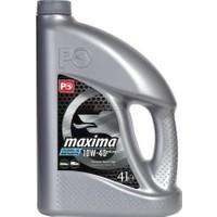 Petrol Ofisi Maxima Plus 10W40 4lt (2019 Üretim Tarihi)