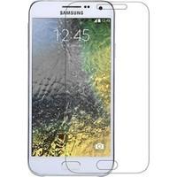 HerBütçeye Maxi Samsung Galaxy E5 Şeffaf Temperli Cam