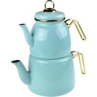 Tasev Miray Çaydanlık Takımı Yeşil