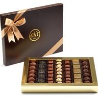 Karışık Spesiyal Çikolata Deri Grenli Kutu 568g Glutensiz