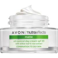 Avon Nutra Effects Matte Gündüz Kremi Spf 20 50 ml