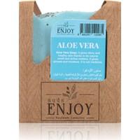 Suds Enjoy Doğal Aloe Vera El Yapımı Yüz, Saç ve Vücut Sabunu 100 gr