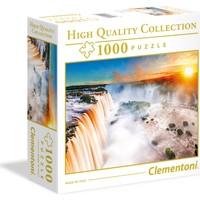 Clementoni - 1000 Parça High Quality Yetişkin Puzzle - Waterfall