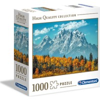 Clementoni - 1000 Parça High Quality Yetişkin Puzzle - Grand Teton