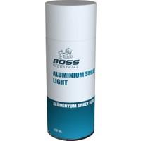 Boss Alüminyum Sprey 400 ml Alüminyum Gri