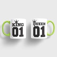 Sevgili Kupaları King Queen Kupa Takımı