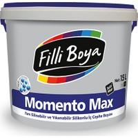 Filli Boya Momento Max 2,5 lt Silinebilir ve Yıkanabilir İç Cephe Boyası