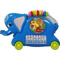 Prestij Oyuncak Hayvan Figürlü Piyano