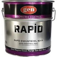 Gen Rapid Endüstriyel Boya Beyaz 0.75 lt