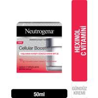 Neutrogena Cellular Boost Yaşlanma Karşıtı Gündüz Kremi SPF 20 50 ml