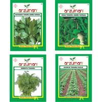 Arzuman Geniş Yaprak Maydanoz/geniş Yaprak Roka Dereotu Yazlık Kıvırcık Tohumu