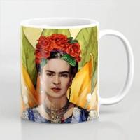 Bir Hediyen Olsun Frida Kahlo Kupa