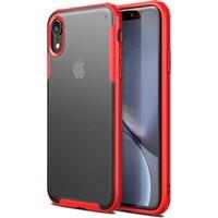 Vendas Apple iPhone XR Venga Serisi Premium Kılıf Kırmızı