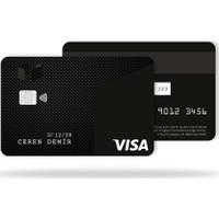 Pep Visa Çipli ve Temassız Kart