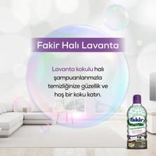 Fakir Halı Şampuanı Elde Yıkama Lavanta 1000 ml