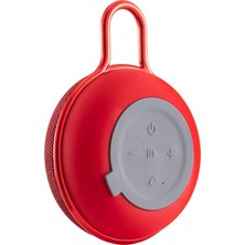 MF Product Acoustic 0176 Kablosuz Bluetooth Speaker Kırmızı