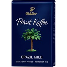 Tchibo Privat Kaffee Brazil Mild Çekirdek Kahve 500g