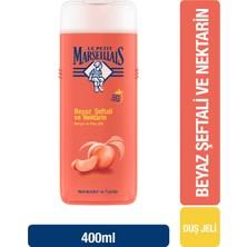 Le Petit Marseillais Duş Jeli Şeftali ve Nektarin 400 ml
